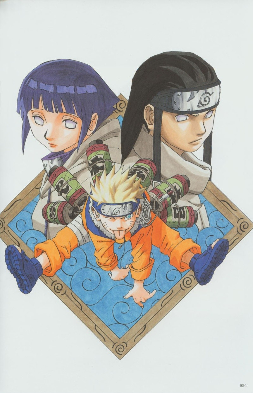 Artbook de Naruto Naruto37