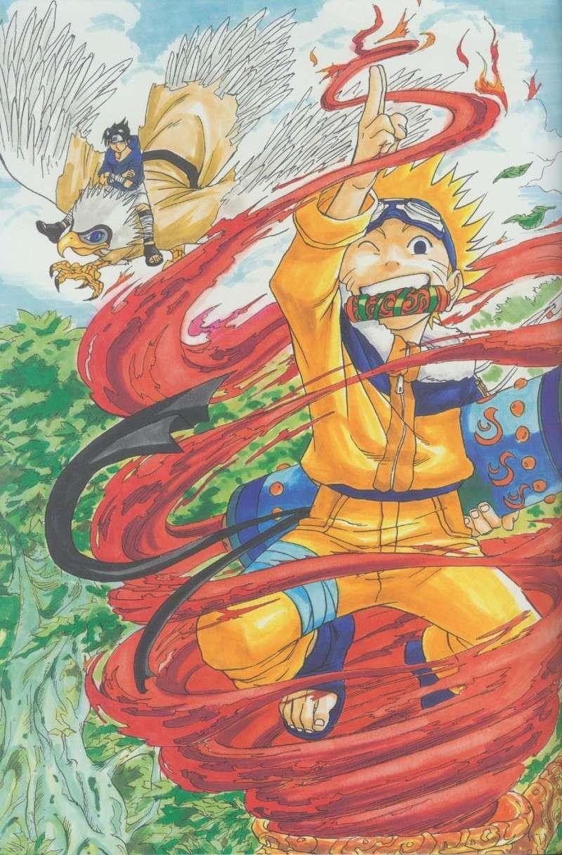 Artbook de Naruto Naruto41
