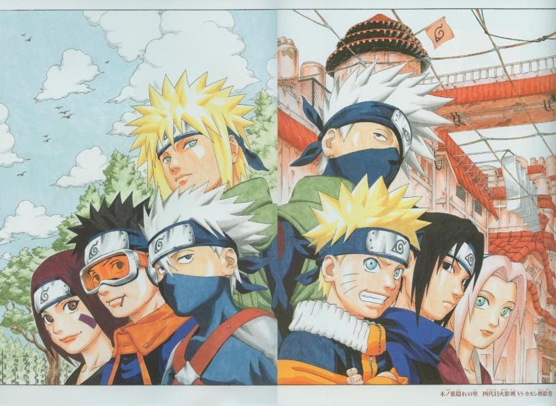 Artbook de Naruto Naruto44