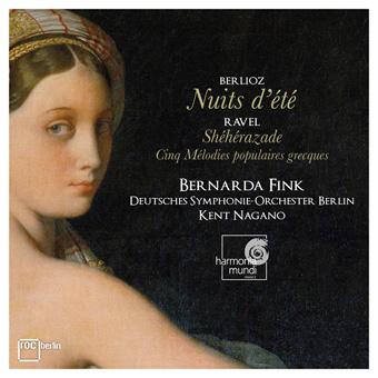 Ravel - Shéhérazade, 3 mélodies 90193210