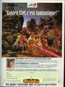 GOLDEN GIRL & The Guardians of Gemstones (Galoob) 1984 0210