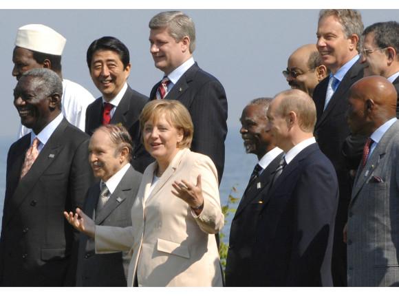 Sommet du G8 G810