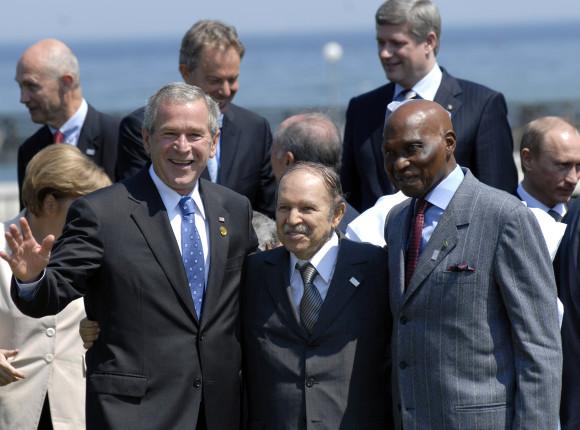 Sommet du G8 G8c10