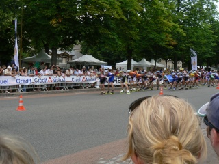 Marathon roller de Dijon ce week-end: 09/10 juin 2007 P1000510