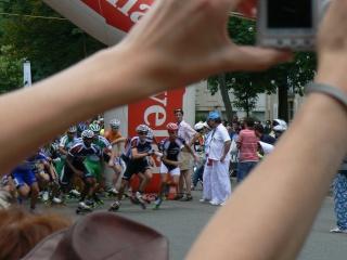 Marathon roller de Dijon ce week-end: 09/10 juin 2007 P1000511