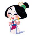 Princesses Disney - Page 3 Mulan110
