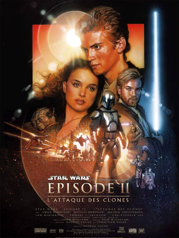 Star Wars Episode II L'Attaque Des Clones Star2011