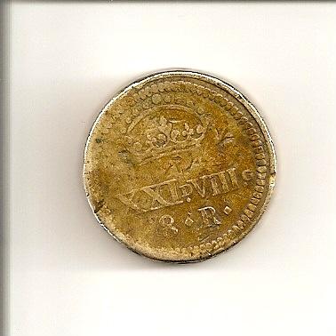 ponderal de Felipe lll, Huit réaux (8 reales) [WM n° 3655] Escane34