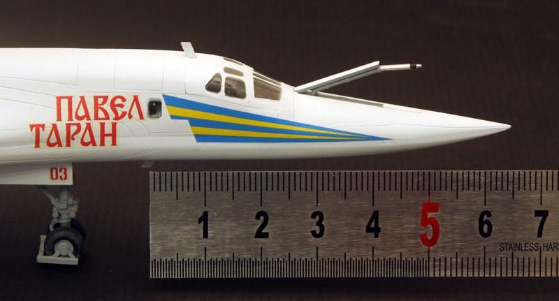 """Tupolev Tu-160 """"Blackjack"""" [1:144 - ZVEZDA] Detail12"""