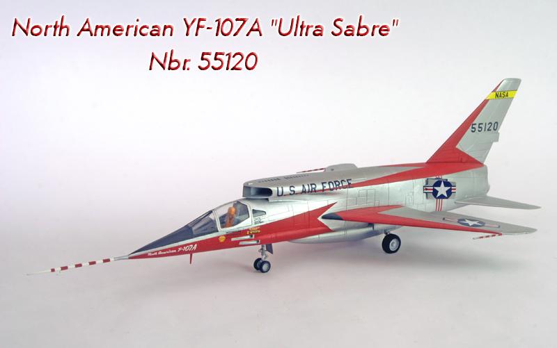 North American YF-107A Ultra Sabre (Trumpeter-72ème) Fronta10