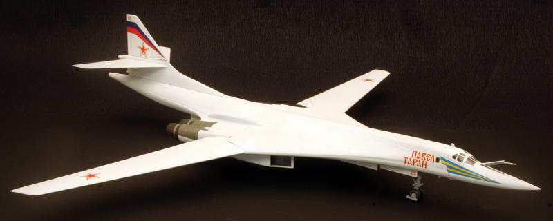 """Tupolev Tu-160 """"Blackjack"""" [1:144 - ZVEZDA] Fronta11"""
