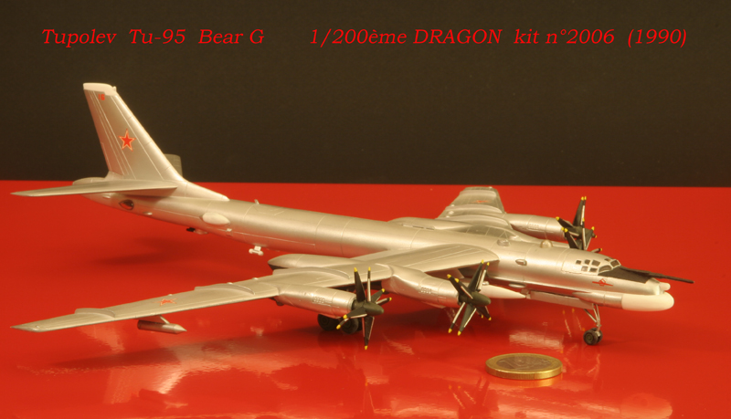 Tupolev Tu-95 Bear G  [1:200 - DRAGON] Tu-95_10