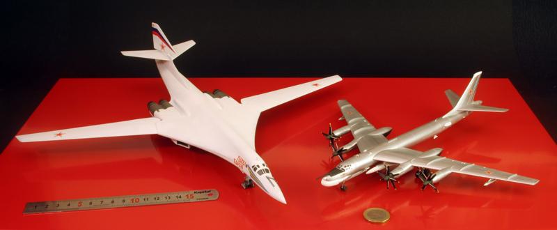 Tupolev Tu-95 Bear G  [1:200 - DRAGON] Tupole10