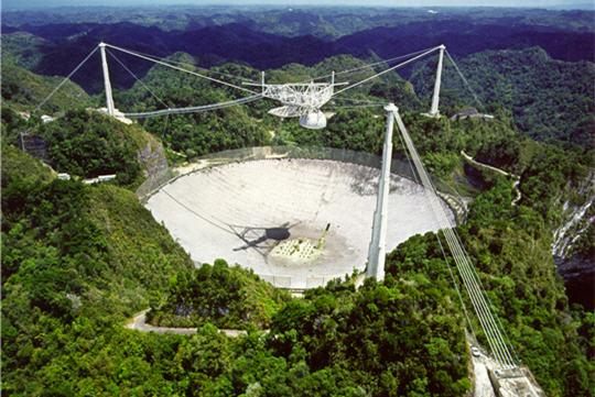 Observatoires astronomiques vus avec Google Earth - Page 2 Arecib10