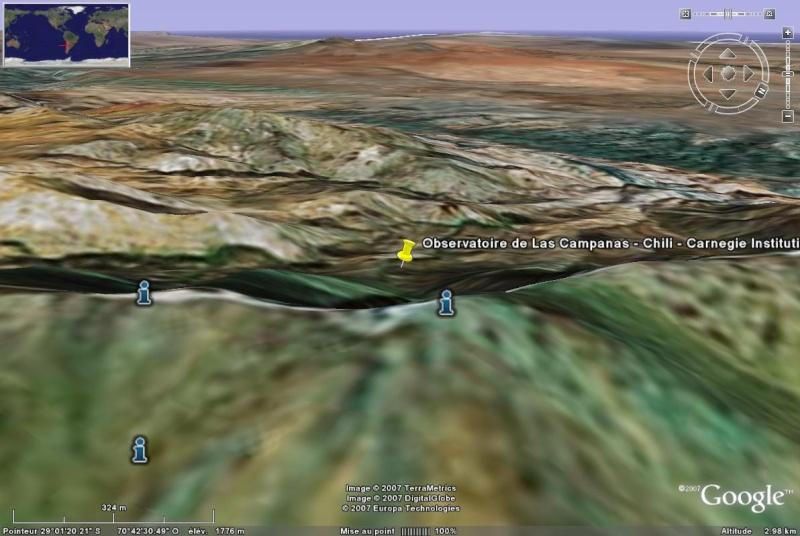 Observatoires astronomiques vus avec Google Earth - Page 2 Observ10