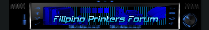 Filipino Printers Forum