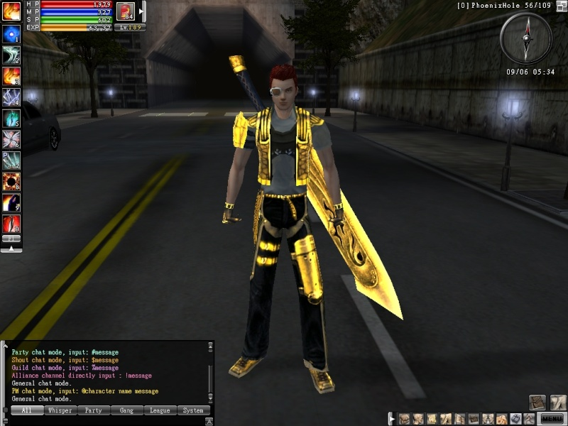 Here is my character Ran20010