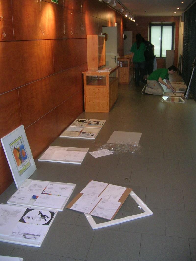 ¡¡FOTOS!! Montaje de la exposición Dscn8312