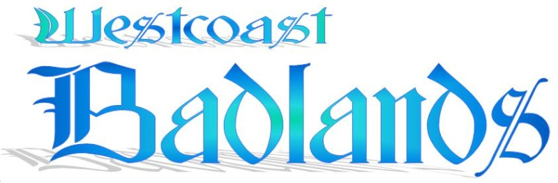 Westcoast Badlands