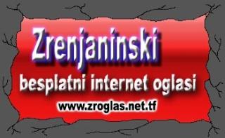 Zrenjaninski besplatni internet oglasi