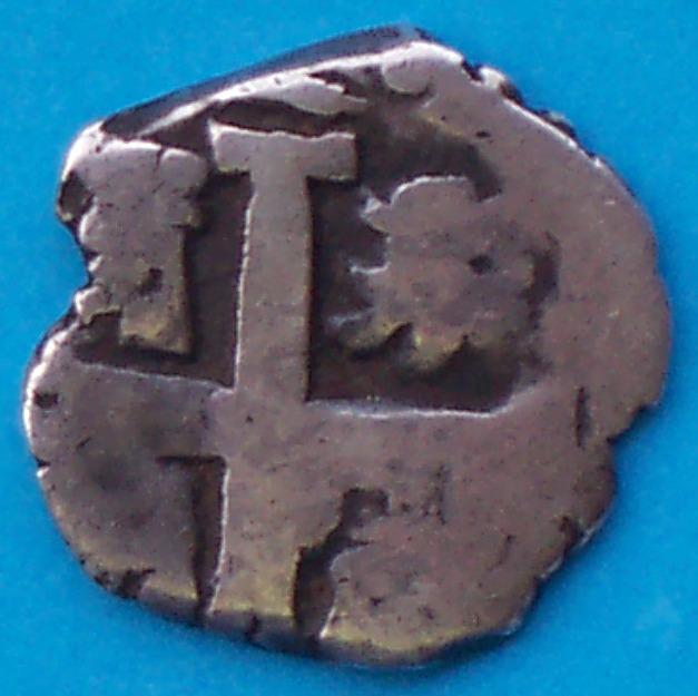 1 Real de Felipe IV (Potosí, 1652 - 1665) 150_a11