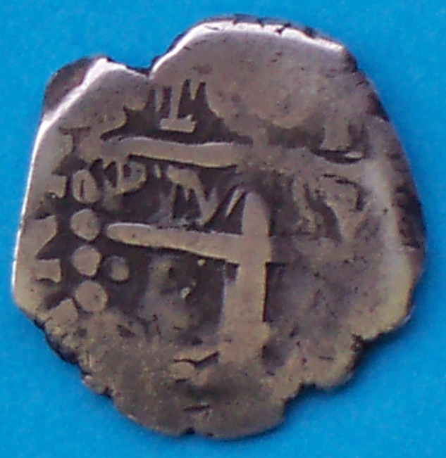 1 Real de Felipe IV (Potosí, 1652 - 1665) 150_r11