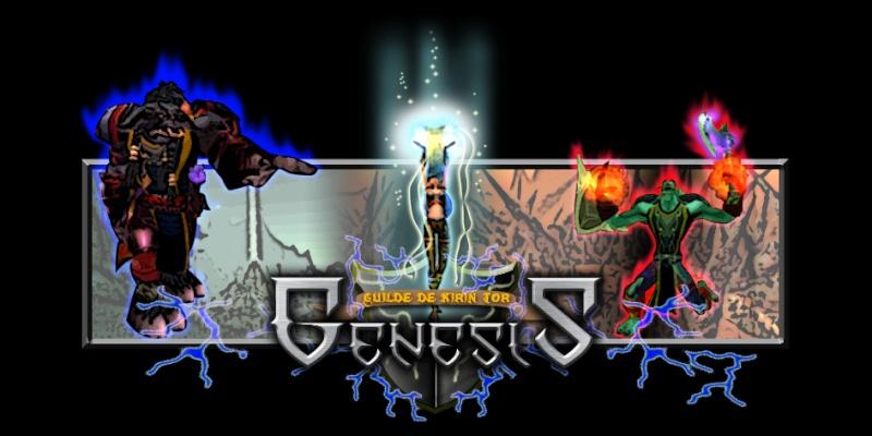 Forum Guilde Genesis