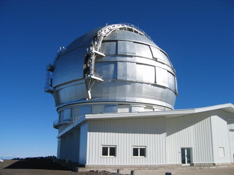 Observatoires astronomiques vus avec Google Earth Grand_10
