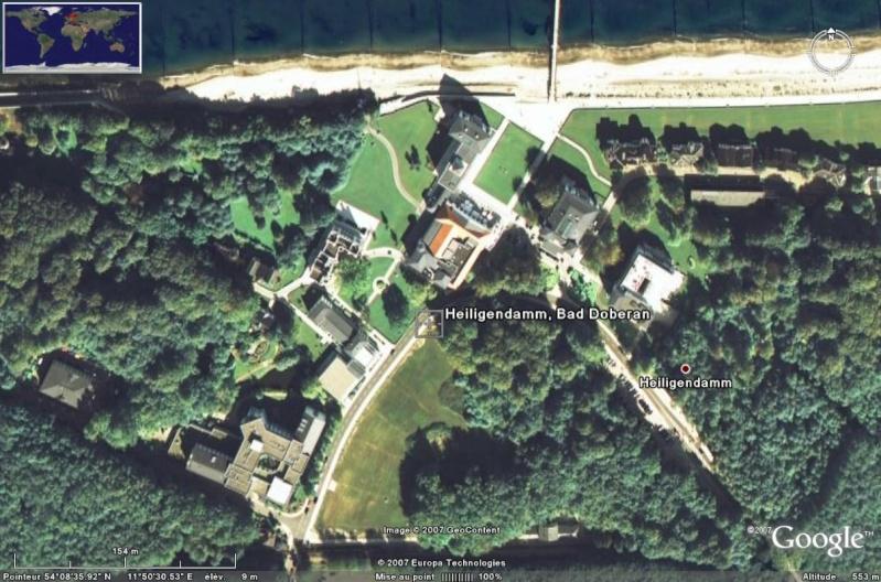 G8 en Allemagne : Heiligendamm, Bad Doberan Heilig10