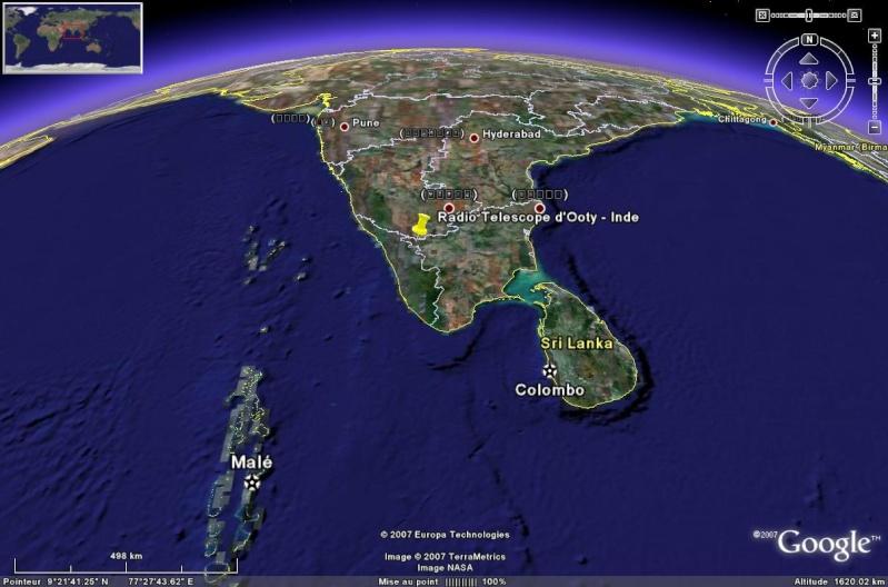 Observatoires astronomiques vus avec Google Earth - Page 6 Radio_10