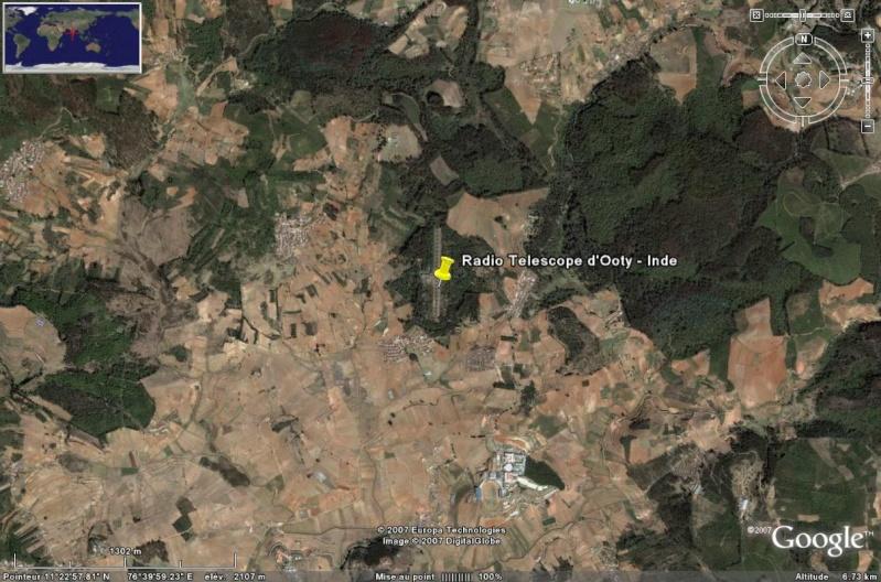 Observatoires astronomiques vus avec Google Earth - Page 6 Radio_11