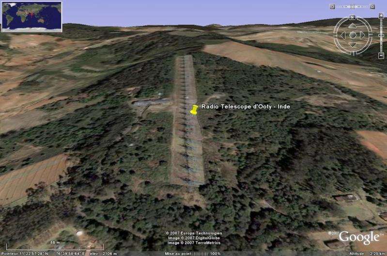 Observatoires astronomiques vus avec Google Earth - Page 6 Radio_12