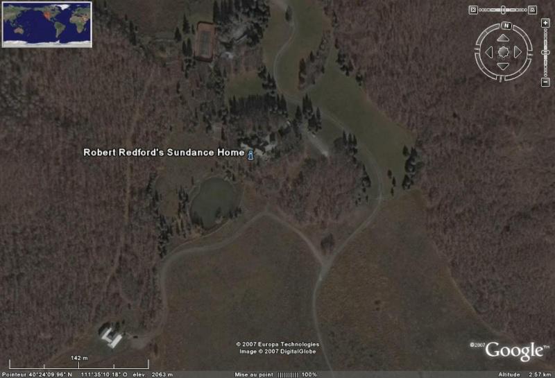 Ranch de Robert Redford - SUNDANCE Robert10