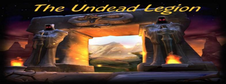 The undead legion