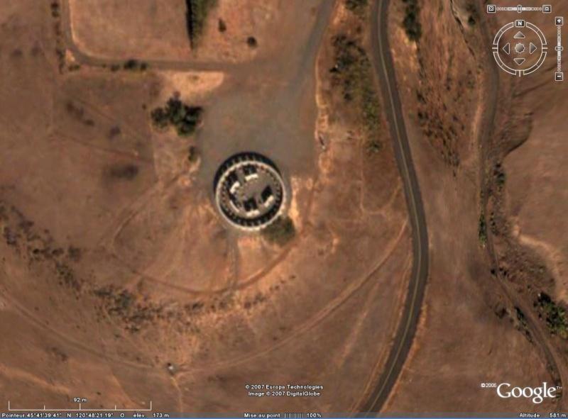 Stonehenge : les répliques Stonma10