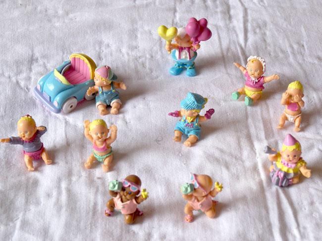 Les mini bébés MIMI & THE GOO GOOS A_mimi32