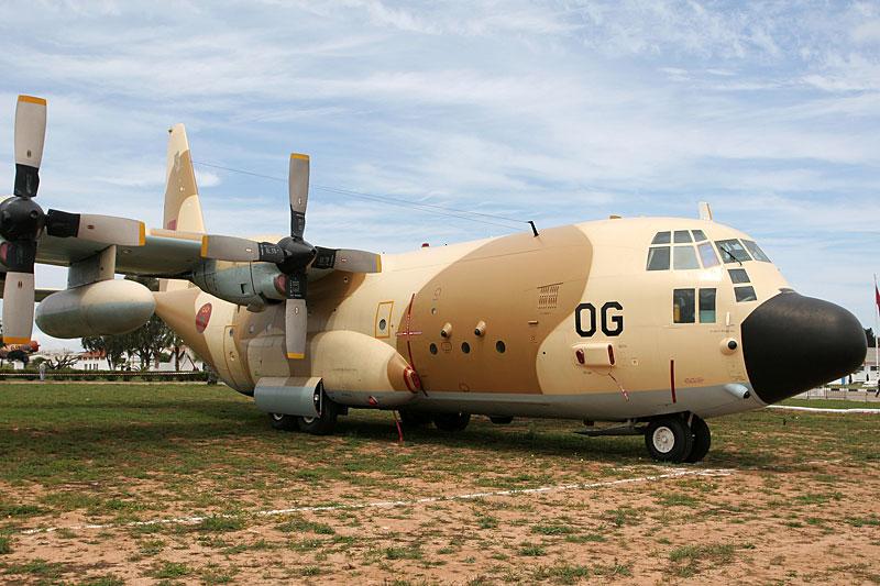FRA: Photos d'avions de transport C130h10