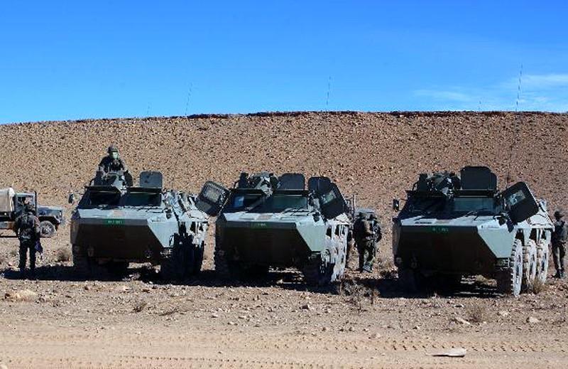 Photos - Véhicules blindées / Armored Vehicles, APC and IFV Vab10g10