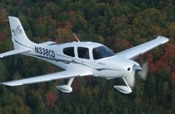 Jet Cirrus Sr22-110