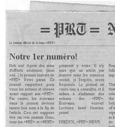 Le journal =PRT= NEWS 1er_nu10