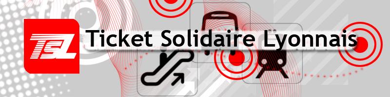 Ticket Solidaire Lyonnais