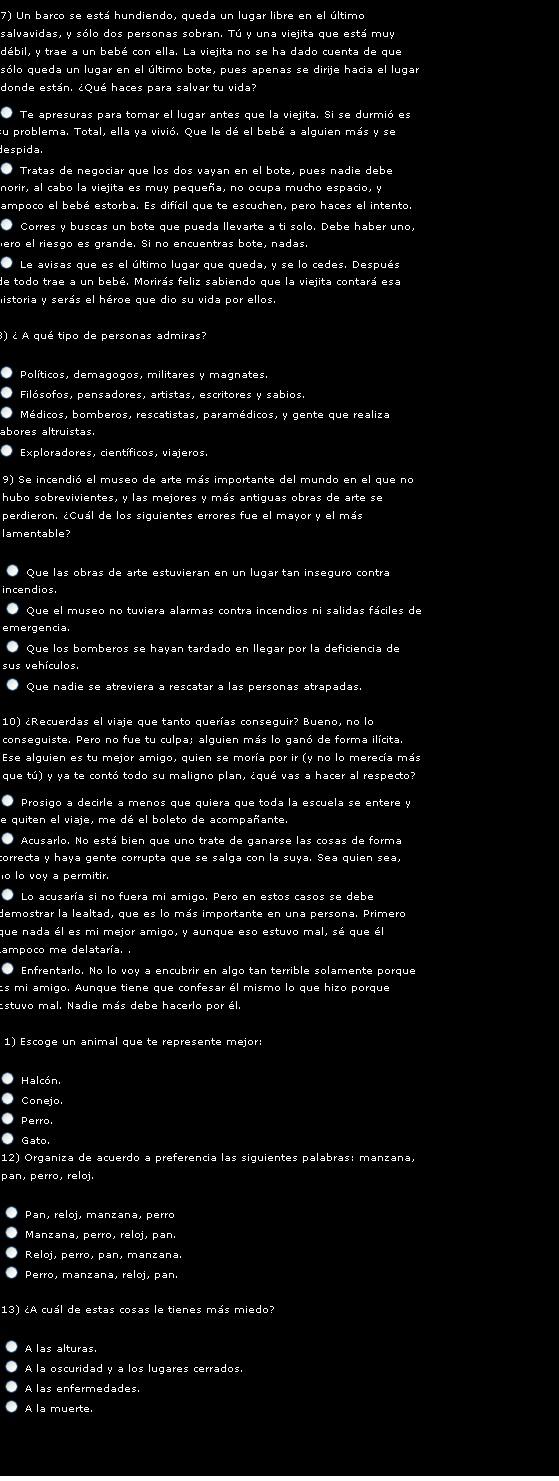 Sombrero Seleccionador - Test G2_bmp10