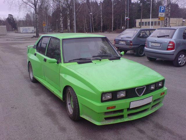 Alfastoffe - Alfa Romeo Alfetta Alfafr11