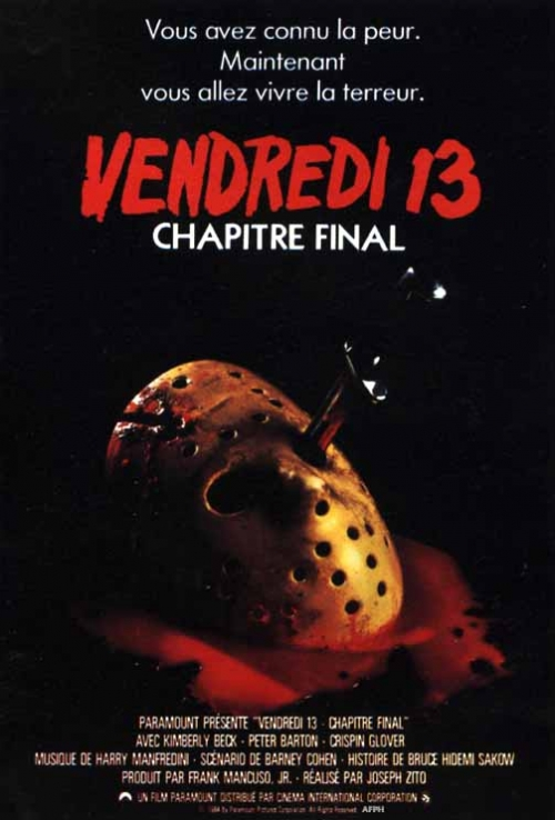 Friday the 13th: The Final Chapter (1984, Joseph Zito) Chapit11