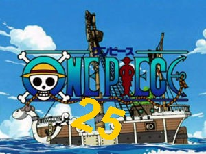 L'alliance univers 25 de One piece