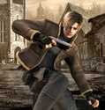 Resident Evil 4 - ps2 GBA Wii et PC Reside11