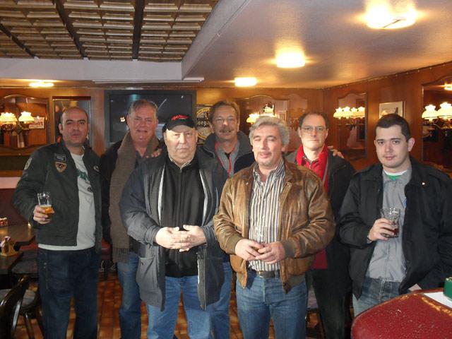 Réunion de membres à Quaregnon le 23 décembre 2009 01_reu10