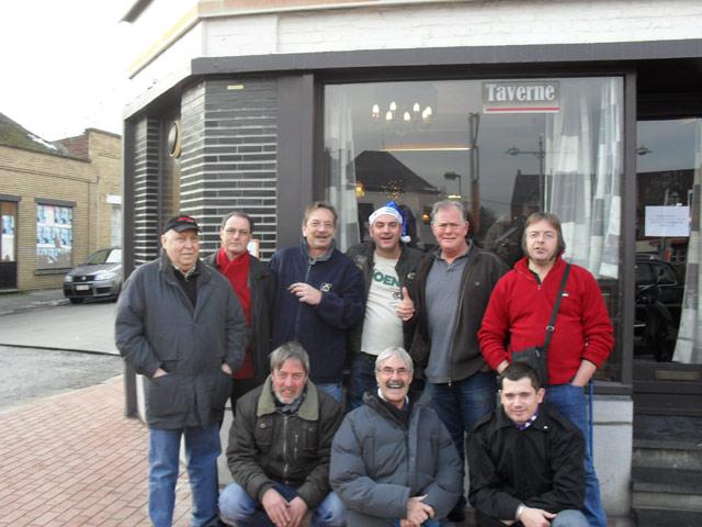 Réunion de membres à Quaregnon le 23 décembre 2009 10_reu10
