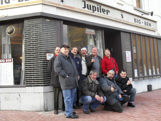 Réunion de membres à Quaregnon le 23 décembre 2009 11_reu10