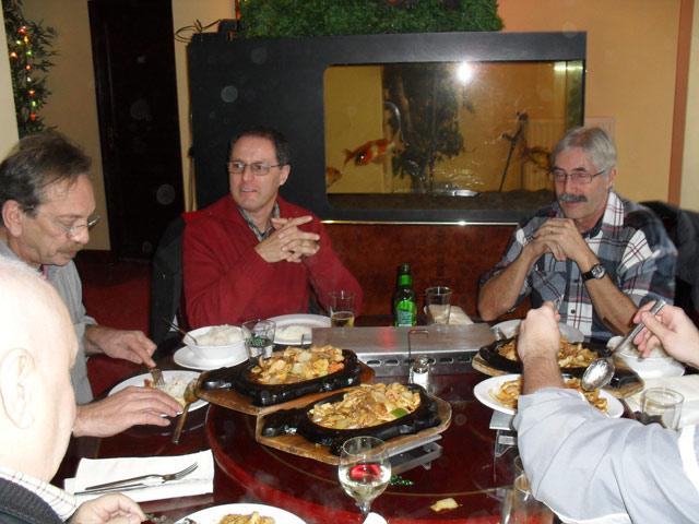 Réunion de membres à Quaregnon le 23 décembre 2009 14_reu10